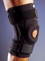 Hinged Knee Brace - with Universal Buttress