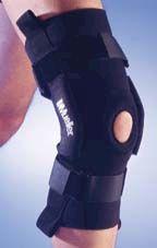 Hinged Knee Brace Deluxe