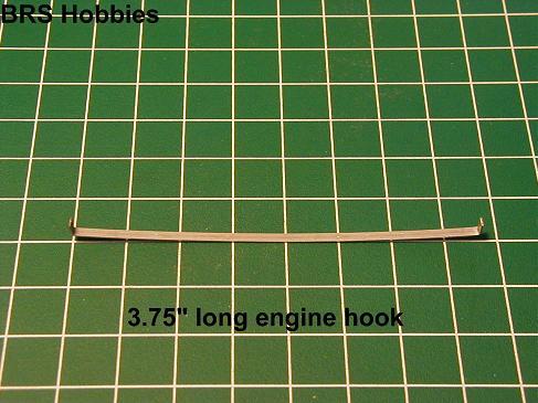 3.75 Engine Hook for Estes E engines