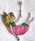 Thumbnail of Fairy towel Magic flower faerie