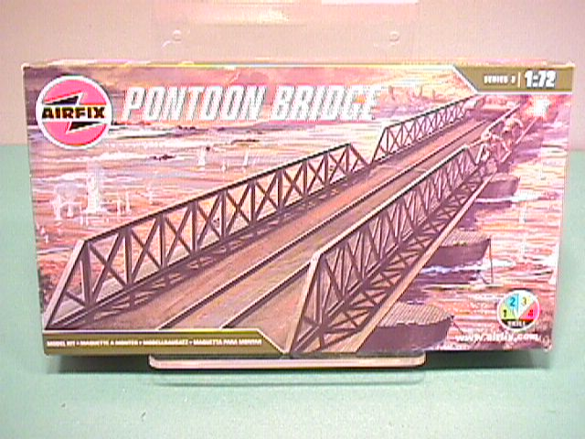 Thumbnail of Airfix 1/72nd Scale Pontoon Bridge Plastic Playset