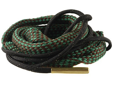 Hoppe's bore snake FOR PISTOLS!  The safe & easy way to clean your .22!