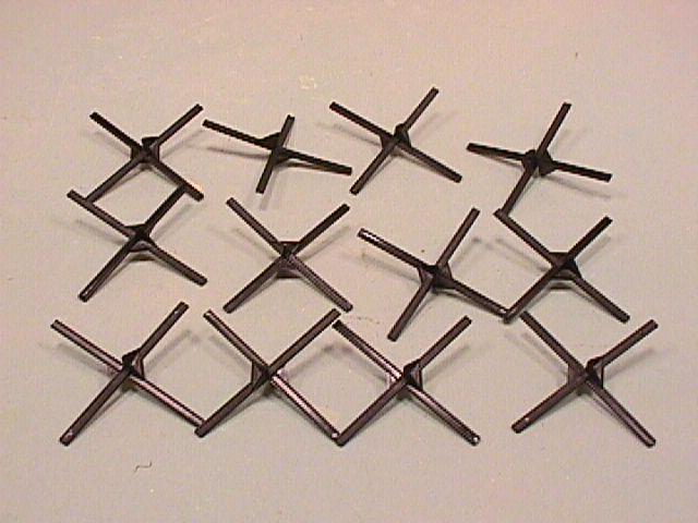 BMC Set of 12 Plastic Defensive Belgian Gates