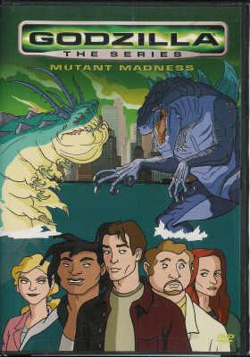 Thumbnail of Godzilla the Series: Mutant Madness DVD New Sealed
