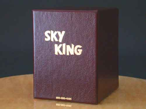 Official Sky King DVD Box Set All 72 Episodes w/ Book