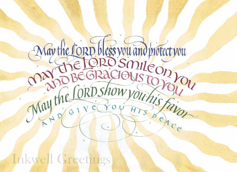 May The Lord Bless You Quotes. QuotesGram