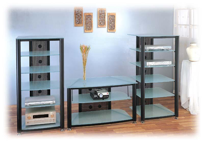 VTI Audio Rack  RGR Series Entertainment Center
