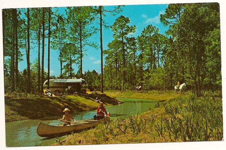 PrestoMart Walt Disney World Fort Wilderness Resort River - Walt disney world river country map