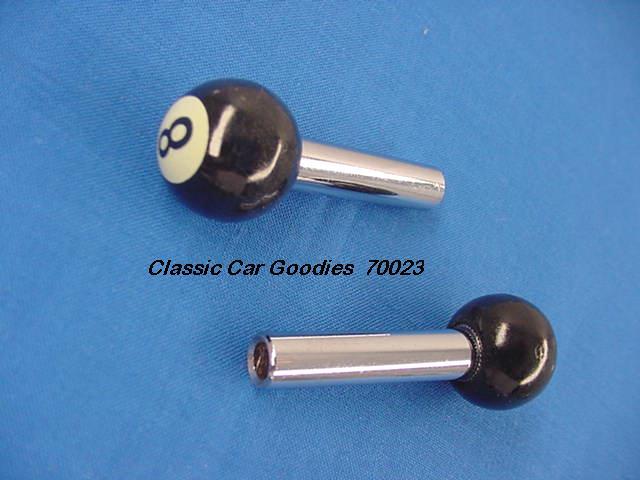 Car Door Lock Knob Classic Car Door Handles Spoon Style By It Design ...