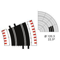 NINCO 10209 R3 (22.5 degree) Inner Border (6)