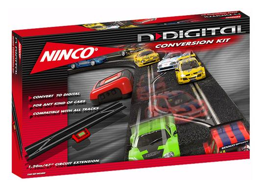 Ninco #40202 N-Digital Conversion Kit (120 cm)