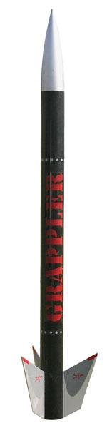 Image 1 of DynaStar Grappler Mid Power Rocket Kit