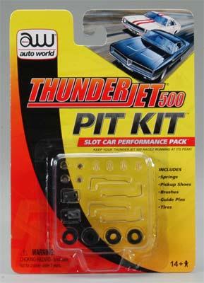 Auto World 103 Thunderjet 500 Pit Kit