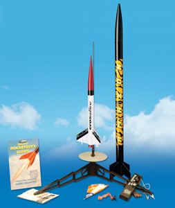 Estes Tandem-X Model Rocket Launch Set