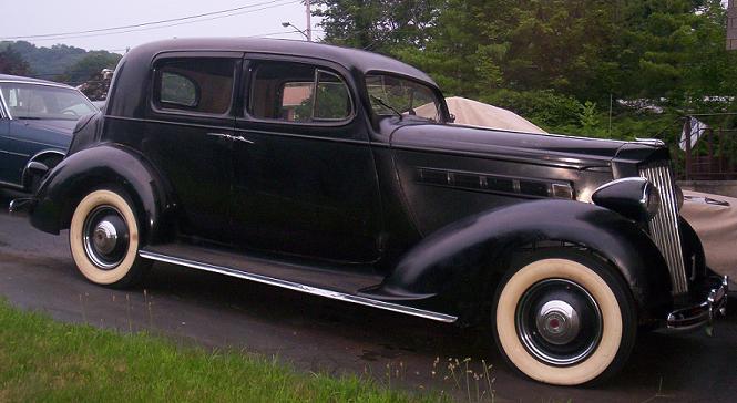 1936 Packard Sedan