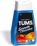 Image 0 of Tums Smooth Dissolve Asorted Fruit Antacid Tablets 60