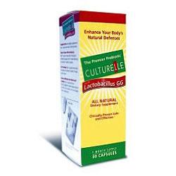 Culturelle Dairy/Gluten Free 30 Capsules