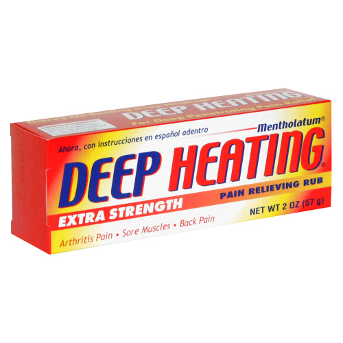 Image 0 of Deep Heating Extra Strength Pain Relieving Rub Tube 2 oz
