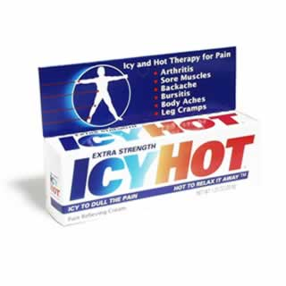 Icy Hot Extra Strength Pain Relieving Rub Cream 1 25 oz