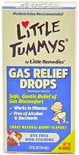 Little Tummys Gas Drop Berry Flavor 1 Oz