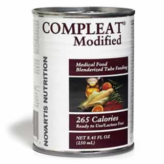 Compleat Modified Medical Food Ready To Use Liquid 24X250ml