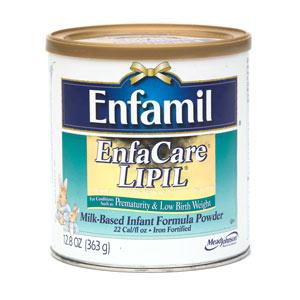 Enfamil Enfacare Lipil Infant Formula Powder 6X12.9 oz