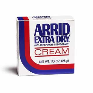 Image 0 of Arrid Extra Dry Anti-Perspirant Cream Regular Deodorant 1 Oz