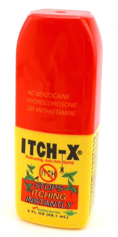 Itch-X Anti-Itch Spray 2 Oz