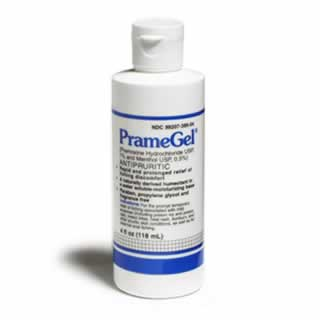 Pramegel Antipruritic 1% Gel 4 oz