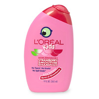 Loreal Kids Strawberry Shampoo 9 Oz