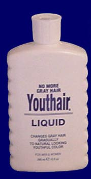 Youthair With Hair Conditoner & Groomer Liquid 8 oz