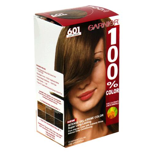 Garnier Color Sensation 460 Intense Dark Red Hair Dye