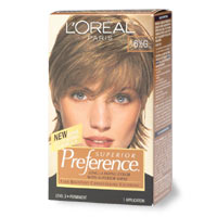 Image 0 of Loreal Preference Hair Color 6.5G Lightest Golden Brown