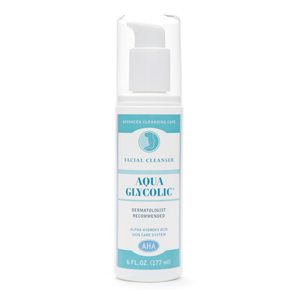 Image 0 of Aqua Glycolic Facial Cleanser Lotion 6 Oz