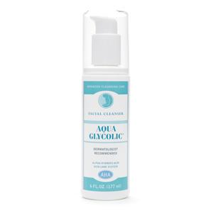 Aquaglycolic facial cream