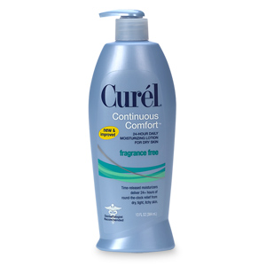Curel Daily Moisture Fragrance Free Lotion 13 Oz