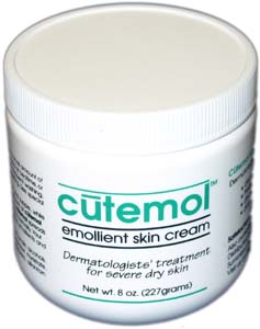 Image 0 of Cutemol Emollient Dryskin Cream 8 Oz