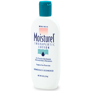 Moisturel Therapeutic Lotion 8 Oz