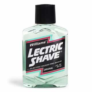 Image 0 of Lectric Shave Original 3 Oz