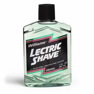 Lectric Shave Original 7 Oz