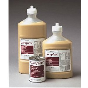 Compleat Modified Formula Medical Food Ready To Use Liquid 6X1500 ml