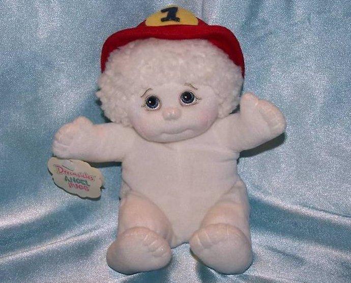 Dreamsicles Angel Hugs Fireman Bill Stuffed Plush