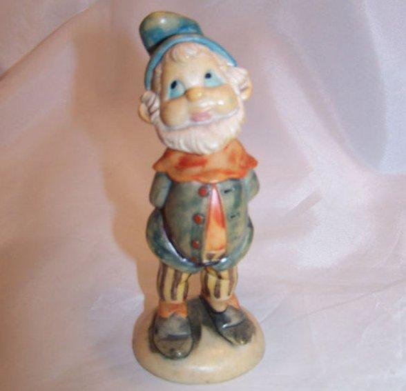 Depose Not-So-Innocent Dwarf Gnome Elf Figurine, Italy