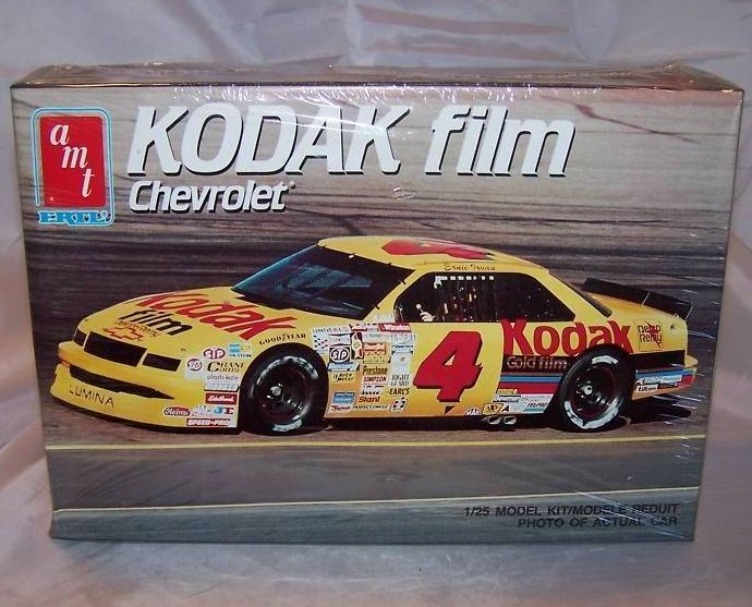 Ernie Irvan Chevrolet Lumina Car Model, Kodak, New
