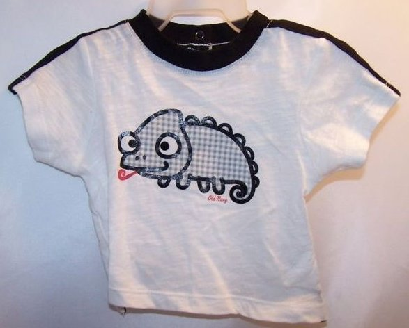 Image 3 of New Sz 0-3 Months Boys Chameleon Shirt, Hoody Outfit