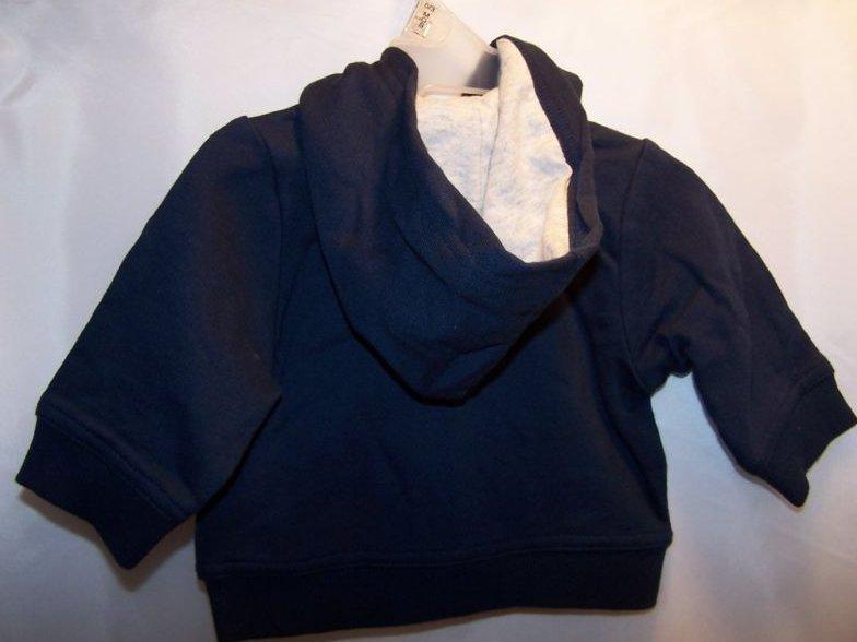 Image 3 of New Sz 0-3 MO Onesie, Hoodie Hoody, Sweatpants Outfit