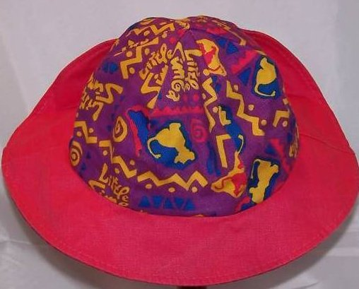 Image 1 of Hat Lion King Simba, Jungle Hat Ages 2 to 4 Girls
