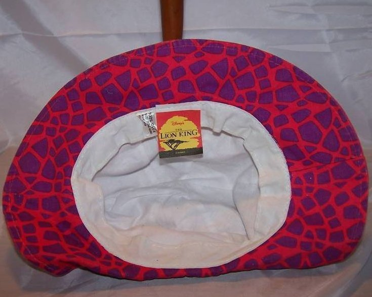 Image 2 of Hat Lion King Simba, Jungle Hat Ages 2 to 4 Girls