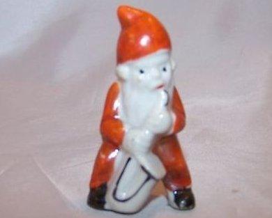 Image 3 of Saxophone Playing Gnome Dwarf Elf, Japan Japanese