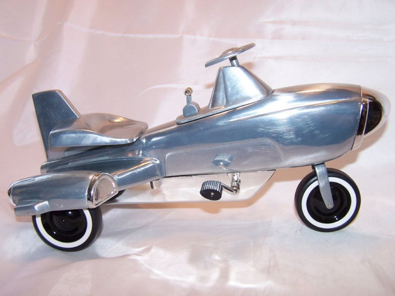 Image 0 of Atomic Missile Die Cast Working Scale Model, Xonex